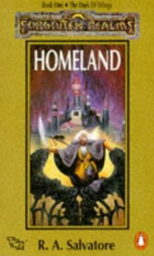 Homeland By R. A. Salvatore