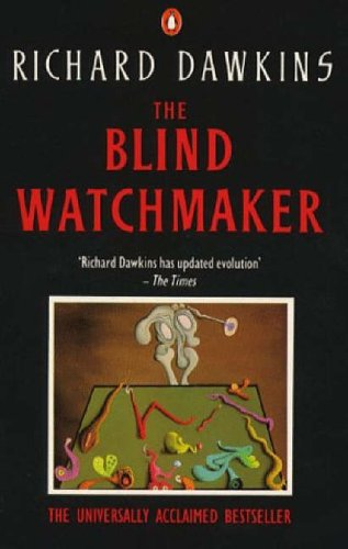 Blind Watchmaker By Richard Dawkins
