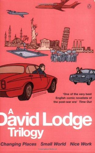 A David Lodge Trilogy By David Lodge