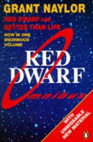 Red Dwarf Omnibus By Grant Naylor