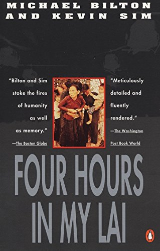 Four Hours in my Lai By BILTON