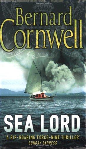 Sea Lord By Bernard Cornwell
