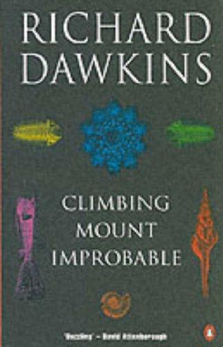 Climbing Mount Improbable by Richard Dawkins
