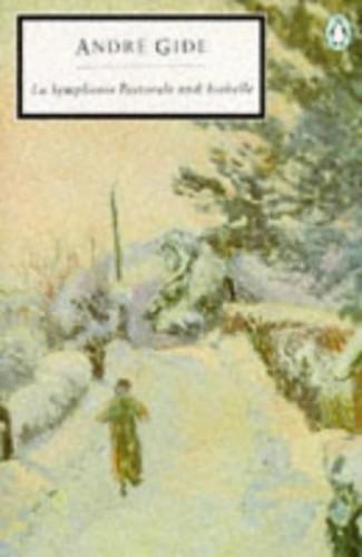 La Symphonie Pastorale By Andre Gide