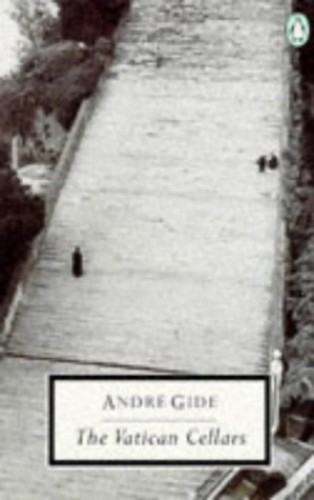 The Vatican Cellars By Andre Gide