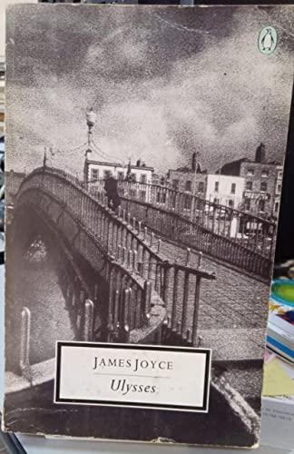 Ulysses: The Corrected Text (Twentieth Century Classics) By James Joyce