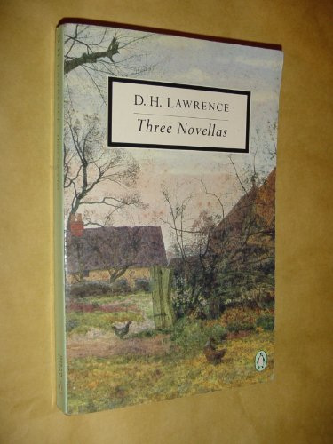 Three Novellas By D. H. Lawrence