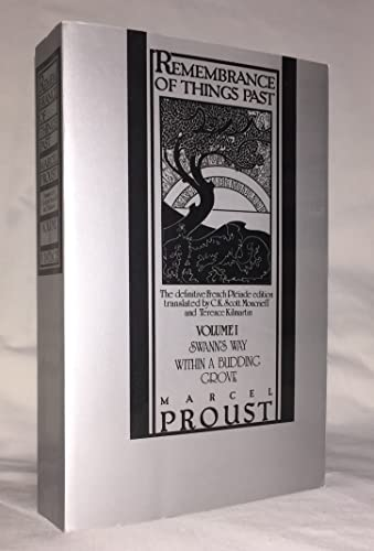 Remembrance of Things Past: v. 1 by Marcel Proust