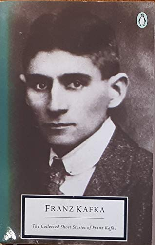 The Collected Short Stories By Franz Kafka
