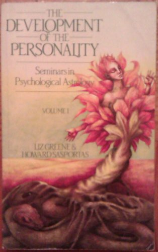 The Development of the Personality By Howard Sasportas