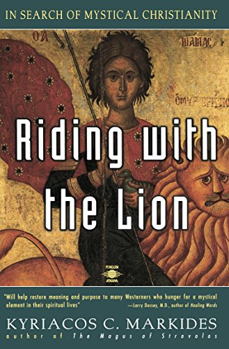 Riding with the Lion By Kyriacos C. Markides