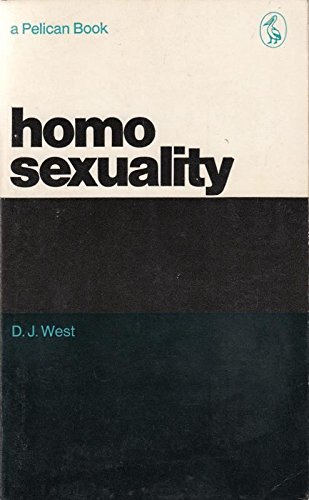 Homosexuality By Donald J. West