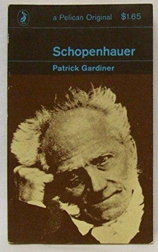 Schopenhauer By Patrick Gardiner