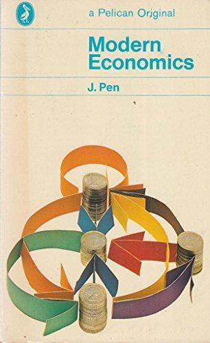 Modern Economics By Jan Pen