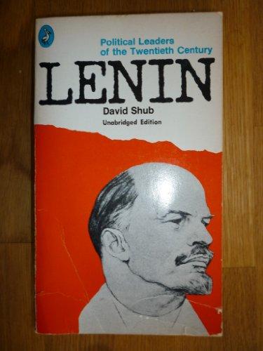 Lenin By David Shub