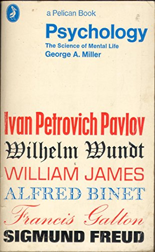 Psychology By George A. Miller