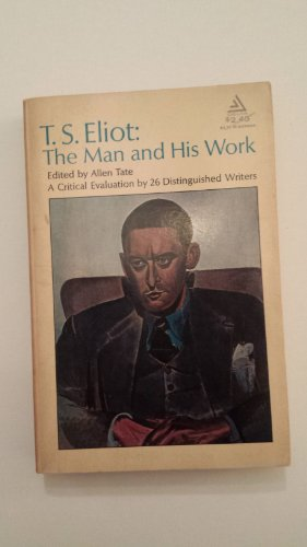T.S.Eliot By Edited by Allen Tate