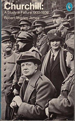 Churchill By Robert Rhodes James