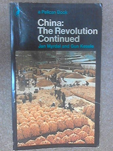 China By Jan Myrdal