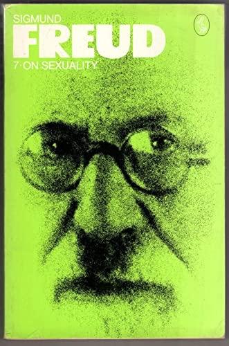 The Pelican Freud Library,Vol.7 By Sigmund Freud