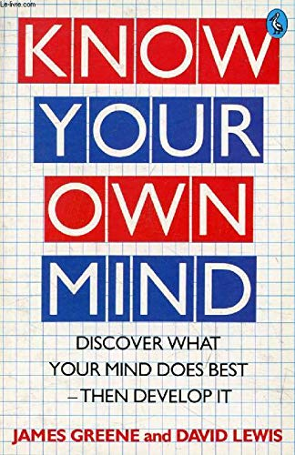 Know Your Own Mind By David Lewis