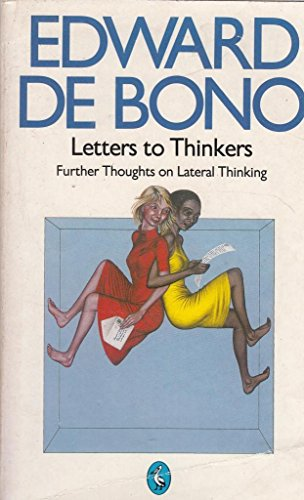 Letters to Thinkers By Edward De Bono