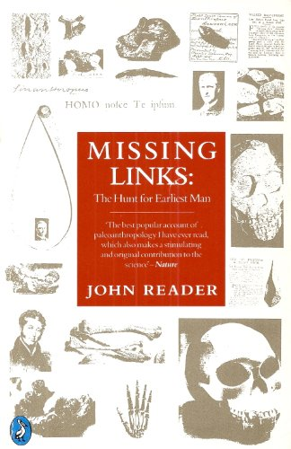 Missing Links By John Reader