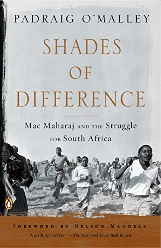 Shades Of Difference By Padraig O'Malley