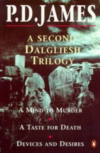 A Second Dalgleish Trilogy By P. D. James