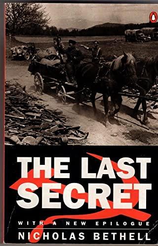The Last Secret By Nicholas Bethell