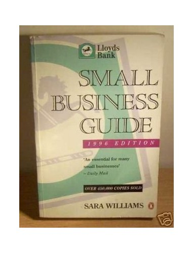 Lloyds Bank Small Business Guide By Sara Williams