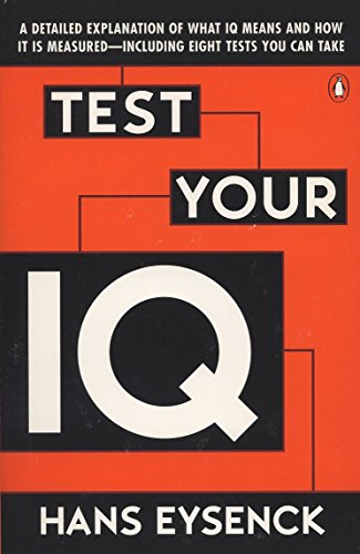 Test Your Iq By Darrin Evans
