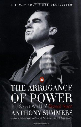 The Arrogance of Power By Robbyn Swan