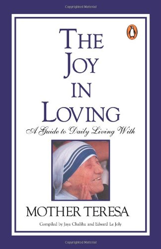 Joy In Loving By Lejoly Chaliha