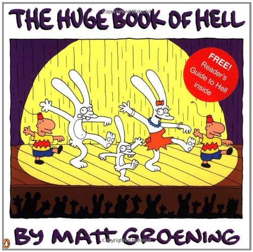 The Huge Book of Hell By Matt Groening