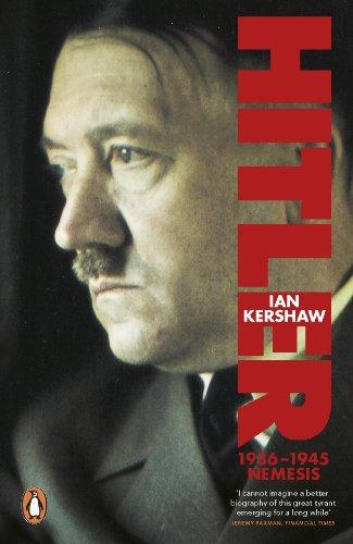 Hitler, 1936-1945: Nemesis by Ian Kershaw