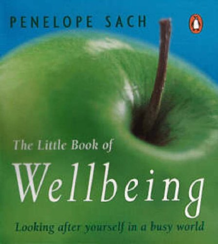 The Little Book of Wellbeing By Penelope Sach