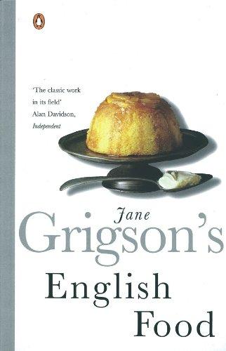English Food by Jane Grigson