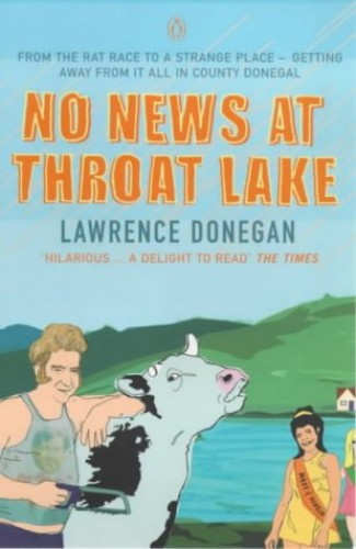 No News at Throat Lake By Lawrence Donegan