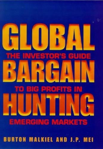 Global Bargain Hunting By Jiamping Mei