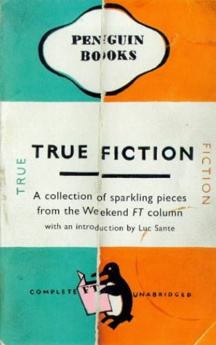 True Fiction By Robert Thomson