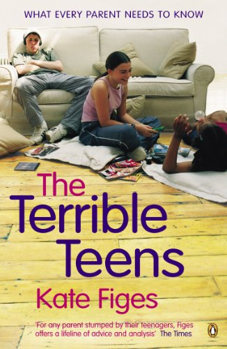 The Terrible Teens By Kate Figes