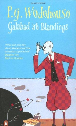 Galahad at Blandings By P. G. Wodehouse