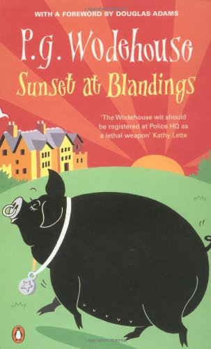 Sunset at Blandings By P. G. Wodehouse