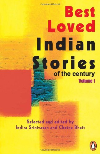 Best Loved Indian Stories Of The Century By Srinivasan