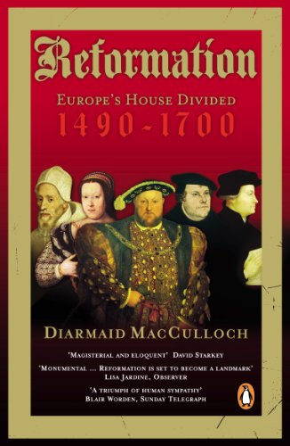 Reformation By Diarmaid MacCulloch