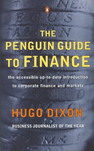 The Penguin Guide to Finance by Hugo Dixon