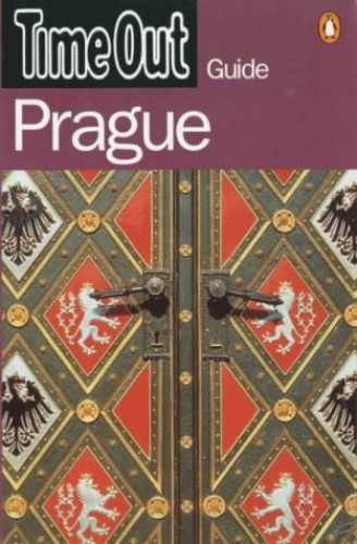 """""""Time Out"""" Prague Guide By Created by Penguin Books"""