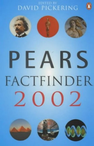 Pears Factfinder By David Pickering