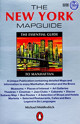 The New York Mapguide By Michael Middleditch